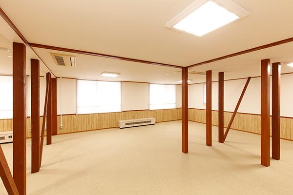 研修宿泊室